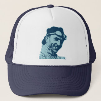 Eddie Rickenbacker - color Trucker Hat