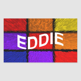 EDDIE STICKER