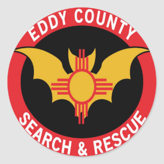 Eddy County SAR Sticker