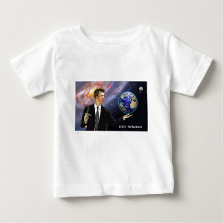 Eddy McManus - Global Reach Baby T-Shirt