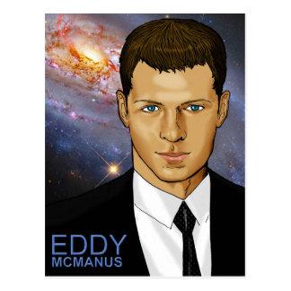 Eddy McManus Postcard