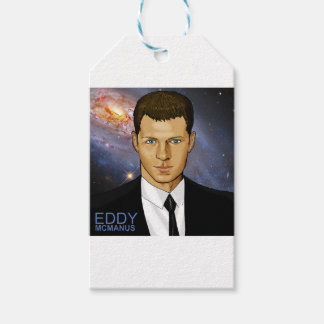 Eddy McManus - Star Person Gift Tags