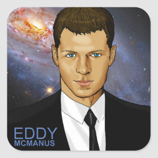 Eddy McManus Stickers