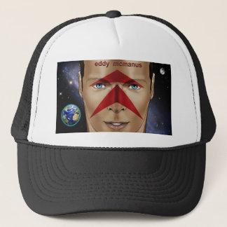 Eddy McManus - Wise Eyes Trucker Hat