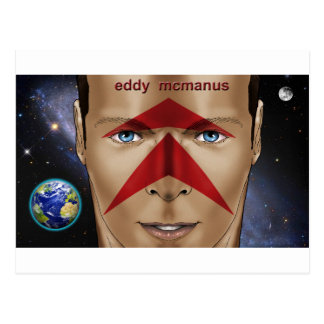 Eddy Postcard