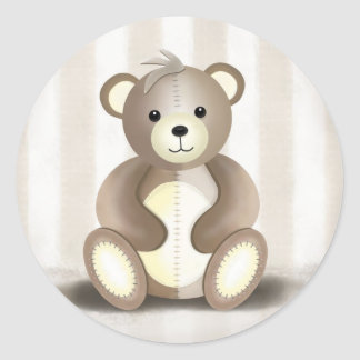 Eddy the Teddy - Stickers