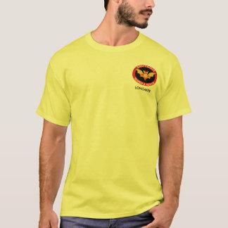 eddycosrlogo, LONGAKER T-Shirt