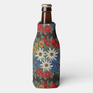 Edelweiss Swiss Alpine Flower Bottle Cooler
