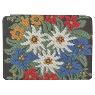 Edelweiss Swiss Alpine Flower iPad Air Cover