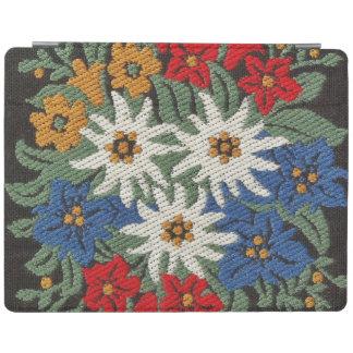 Edelweiss Swiss Alpine Flower iPad Cover