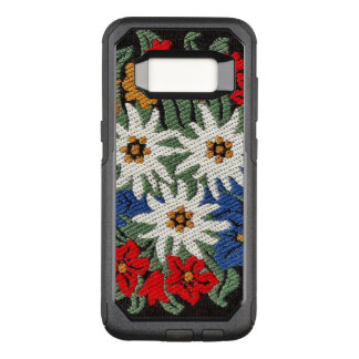 Edelweiss Swiss Alpine Flower OtterBox Commuter Samsung Galaxy S8 Case