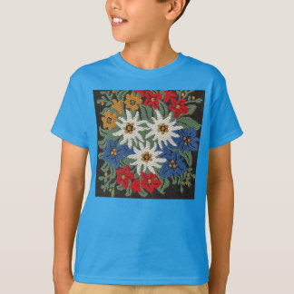 Edelweiss Swiss Alpine Flower T-Shirt