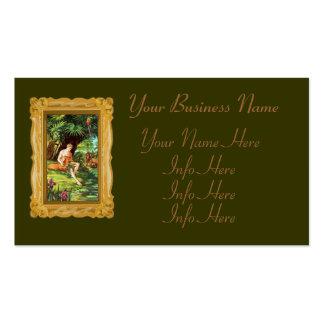 Eden Adam In The Garden Business Cards