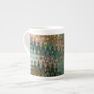 Eden Bone China Mug Designed by Artist C.L. Brown