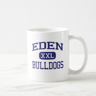 Eden - Bulldogs - Eden High School - Eden Texas Coffee Mugs