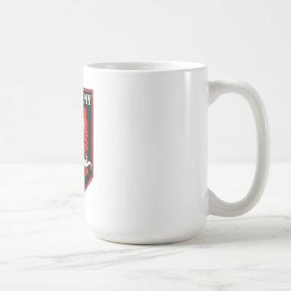 EDEN BURNING COFFEE MUG