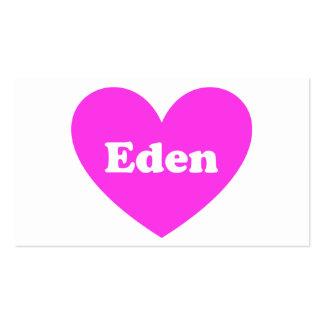 Eden Business Card Templates