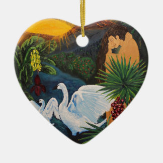 Eden Ceramic Ornament