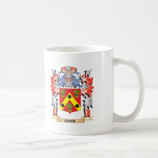 Eden Coat of Arms - Family Crest Coffee Mug