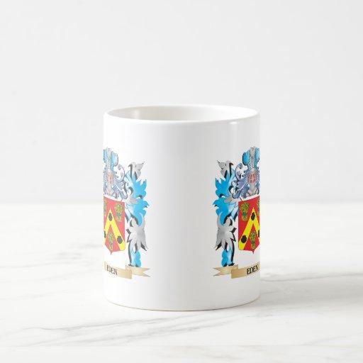 Eden Coat of Arms - Family Crest Coffee Mug