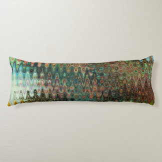 Eden Grade A Cotton Body Pillow by Artist CL Brown
