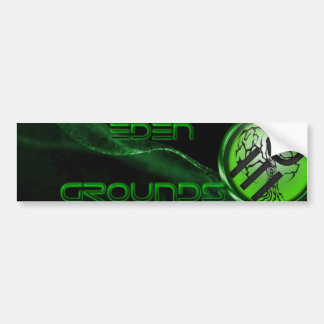 Eden Grounds Gaming Sticker/BumperSticker Bumper Sticker