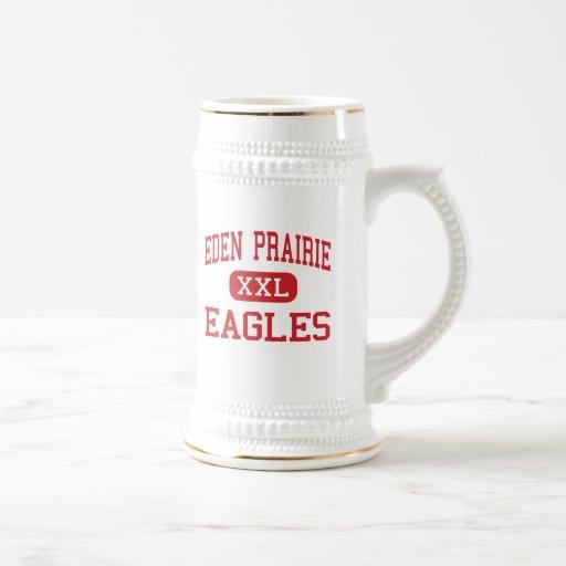 Eden Prairie - Eagles - High - Eden Prairie Coffee Mugs
