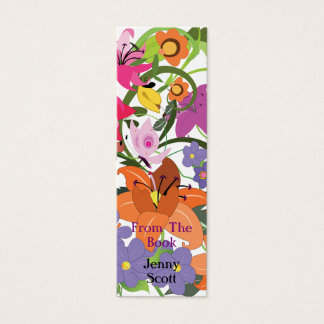 Eden, Skinny Card Bookmark