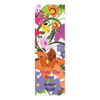 Eden, Skinny Card Bookmark Pack Of Skinny Business Cards