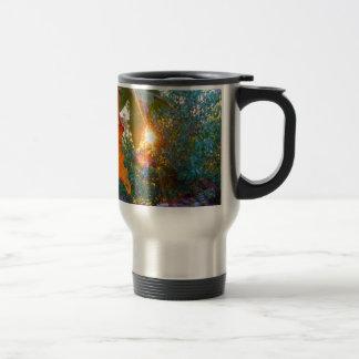 Eden Sunset 15 Oz Stainless Steel Travel Mug