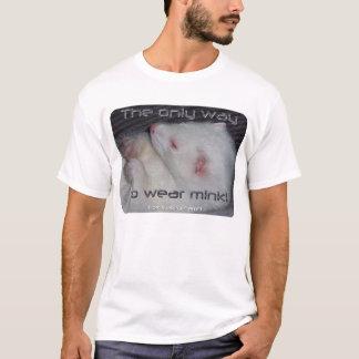 Eden the Mink T-Shirt