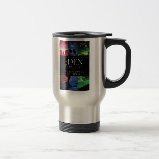 Eden Thrillers Compendium Travel Mug