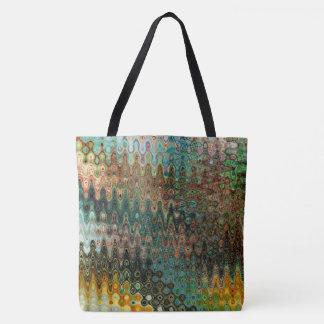 Eden Tote Bag Designed by Artist C.L. Brown