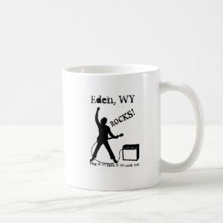 Eden, WY Coffee Mugs