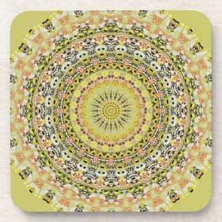 Edenbridge Kaleidoscope Beverage Coaster
