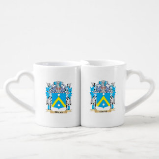 Edens Coat of Arms - Family Crest Lovers Mug