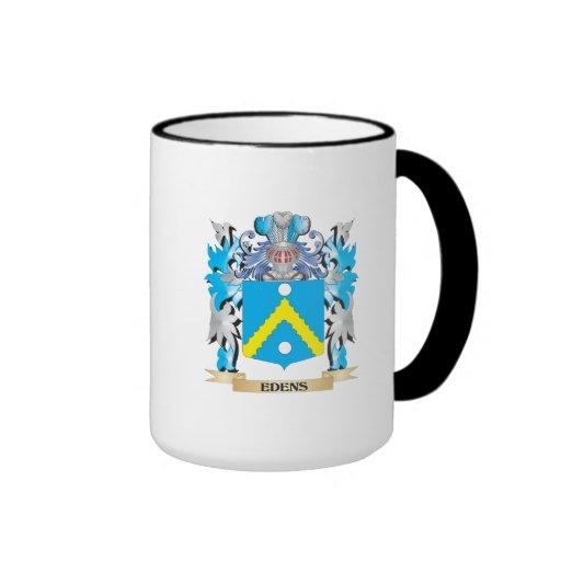 Edens Coat of Arms - Family Crest Mug