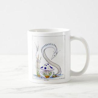 Eden's Dragon Classic White Coffee Mug
