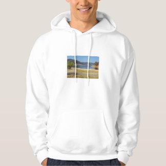 Edersee at the deer brook hoodie