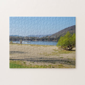 Edersee at the deer brook jigsaw puzzle