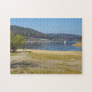 Edersee at the deer brook jigsaw puzzle