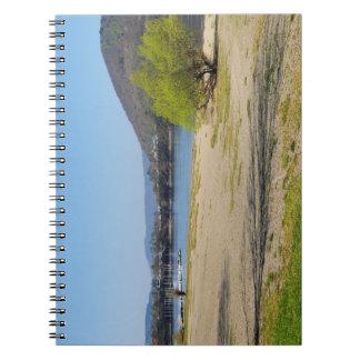Edersee at the deer brook notebook