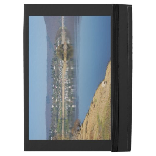 """Edersee bay when bringing living iPad pro 12.9"""" case"""