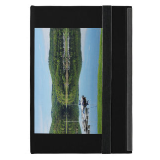 Edersee bay with separate iPad mini case