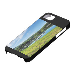 Edersee bay with separate iPhone 5 case