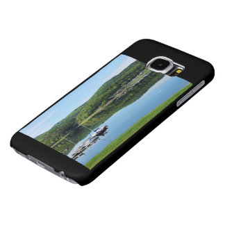 Edersee bay with separate samsung galaxy s6 cases