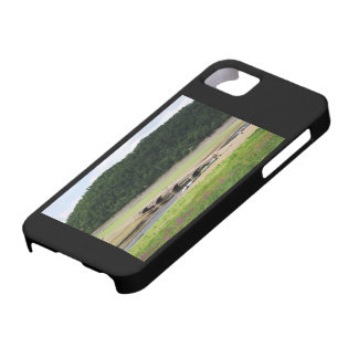 Edersee bridge of Asel iPhone 5 Case