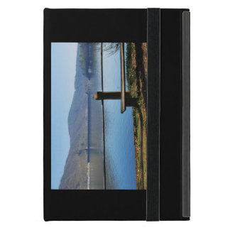 Edersee concrete dam from the water side iPad mini cases