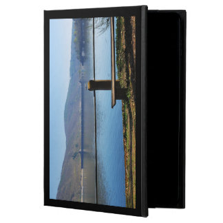 Edersee concrete dam from the water side powis iPad air 2 case
