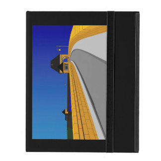 Edersee concrete dam iPad case